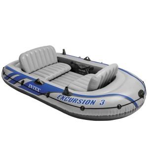 Schlauchboot kaufen - Intex Boot Excursion 3 Set