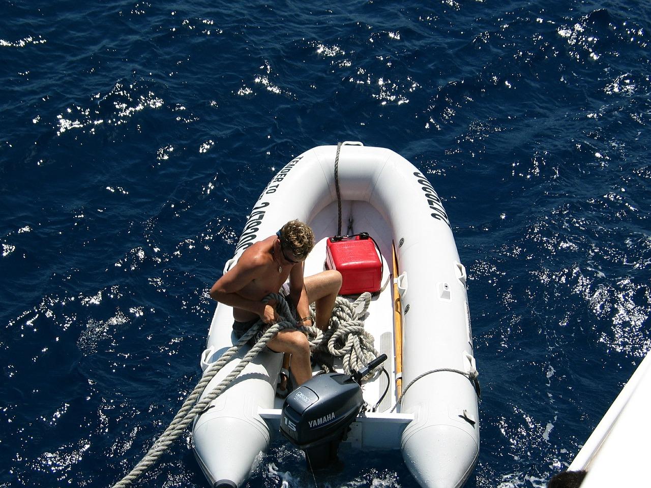schlauchboote mit motor verkauf