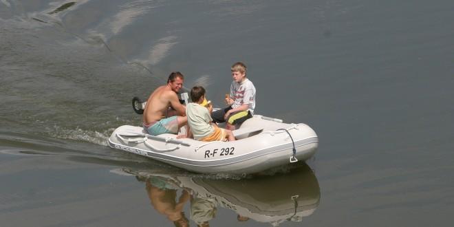 Schlauchboot 3 Personen – Was ist zu beachten ?